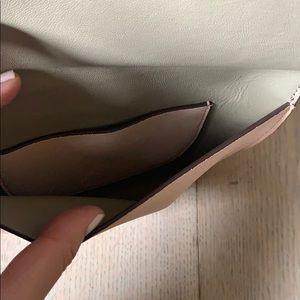Theory Bags - Pink suede handbag